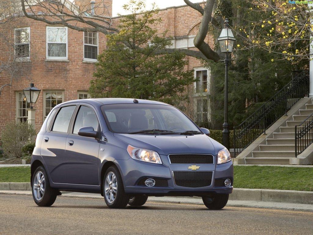 Новый Chevrolet Aveo 5 представл…
