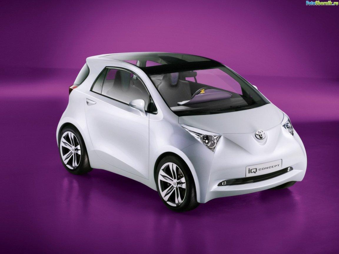На базе Toyota iQ построят более…