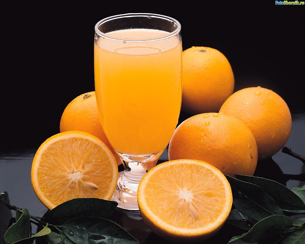 Апельсиновый сок своими руками