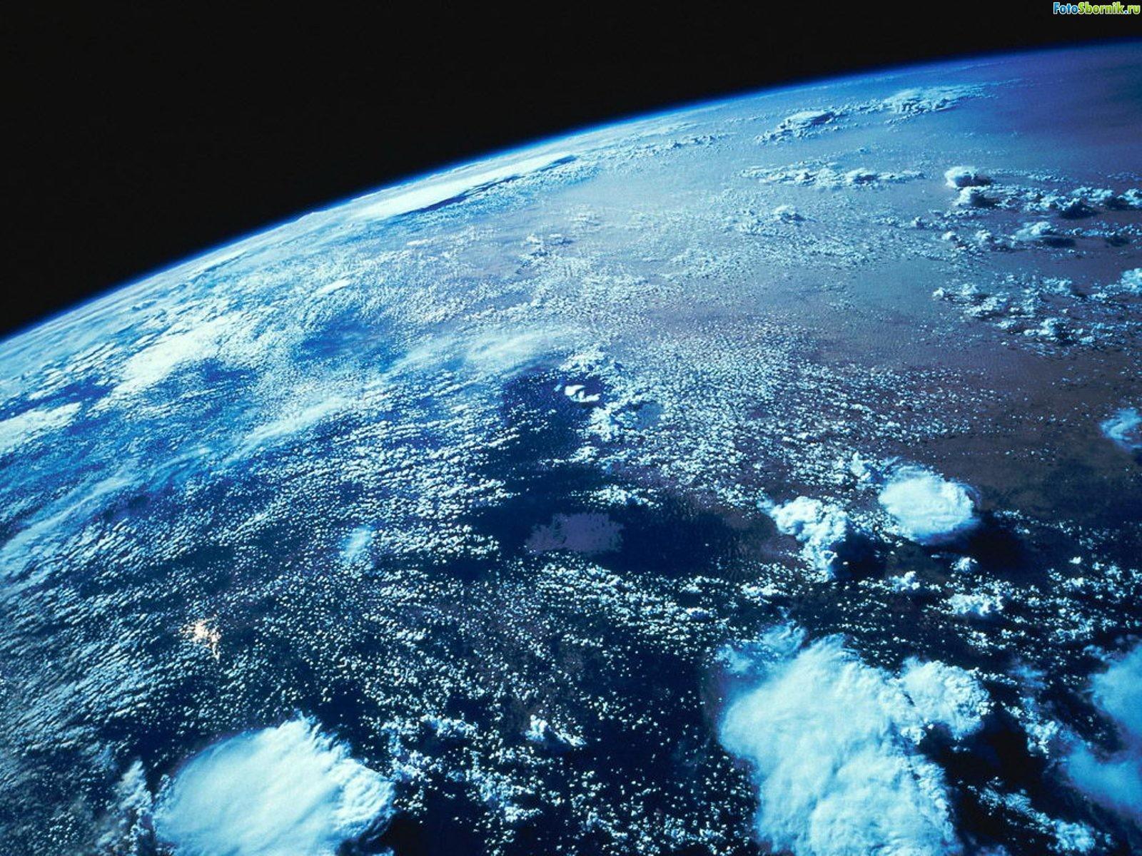 настоящие снимки с космоса урок, как сделать