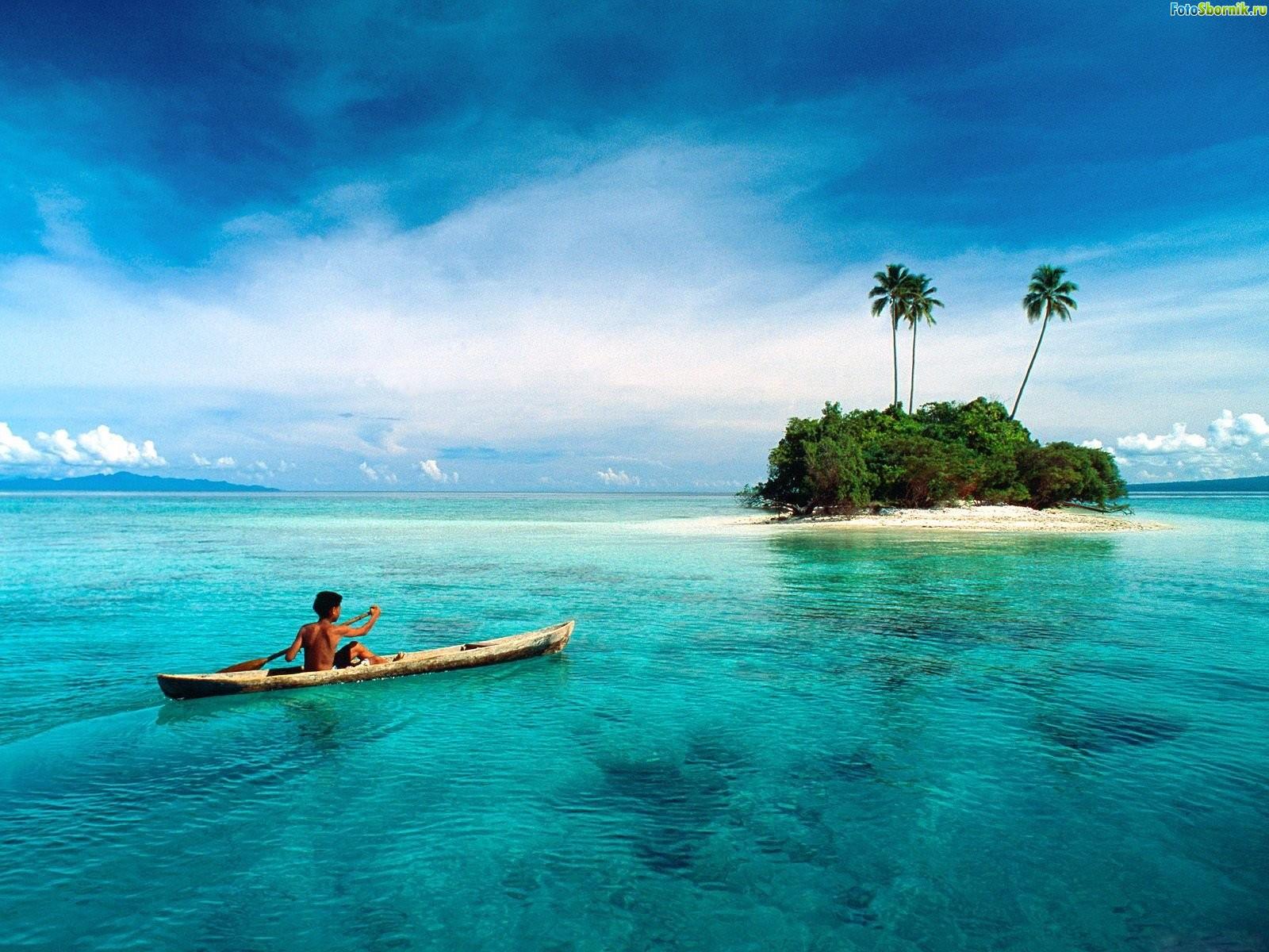 Фото природа острова