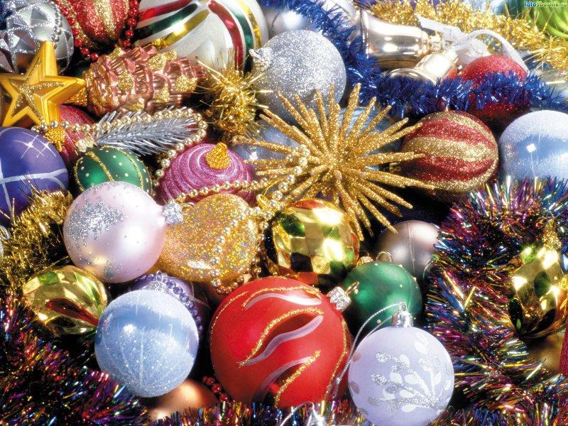 Decoration  Новогодние элементы декора.  The Dom - Christmas Globe.