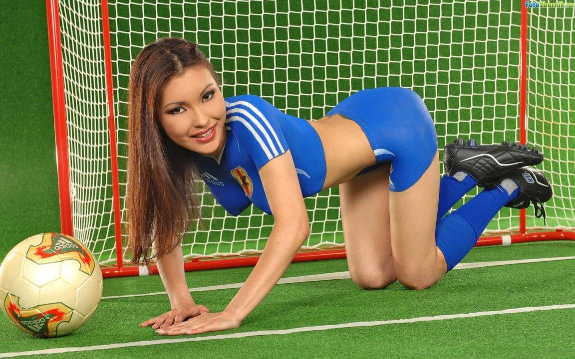 Эротичный футбол обои
